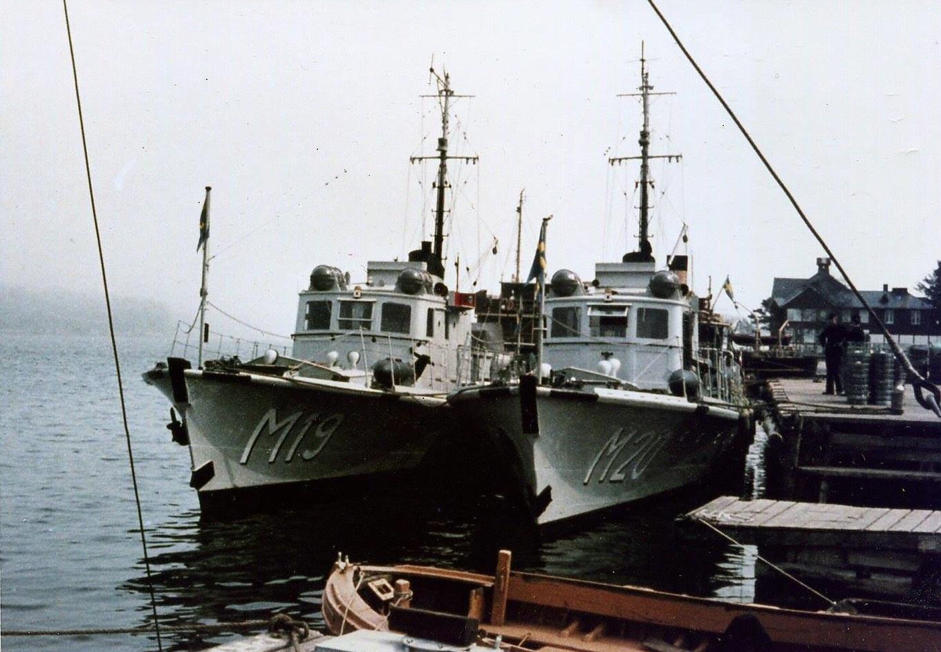 Nya Varvet 1963. Foto: Ove Schröder